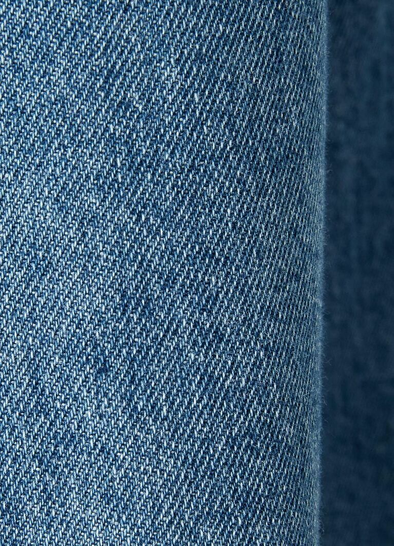 Базовая джинсовая рубашка