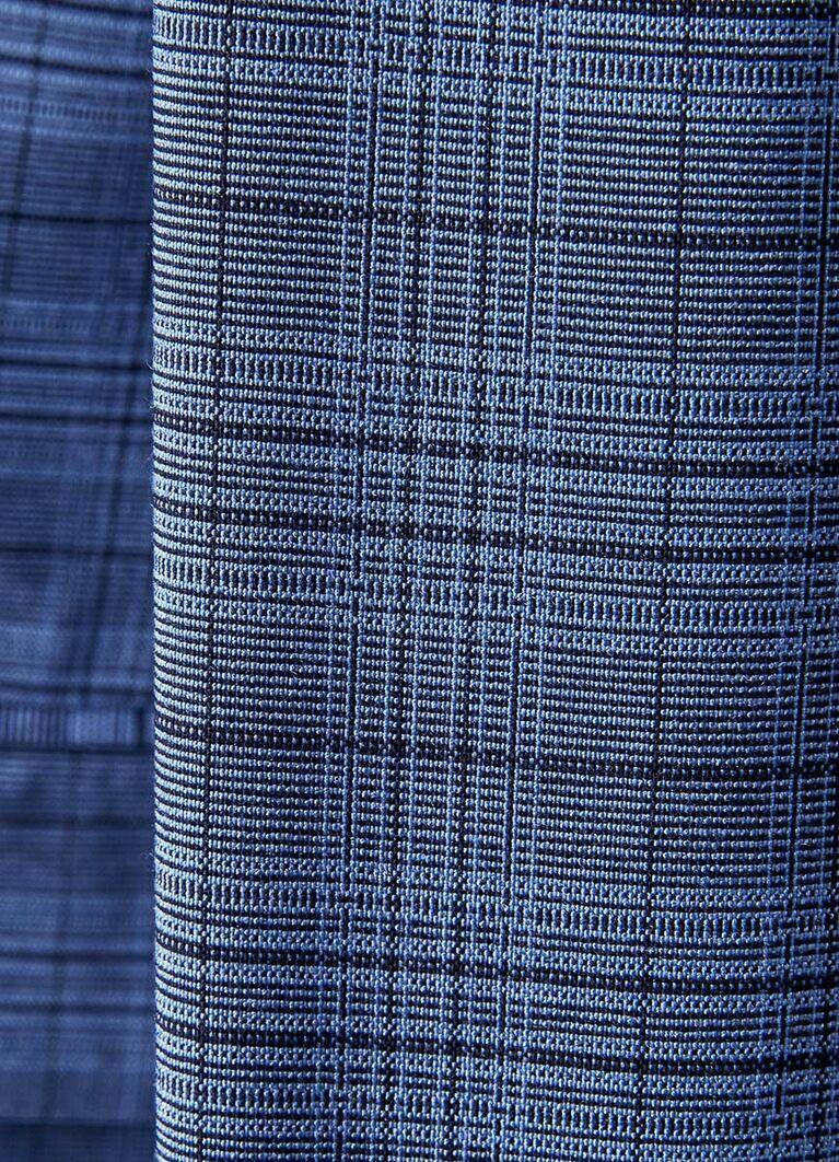 Пиджак в клетку «Принц Уэльский» из поливискозной ткани