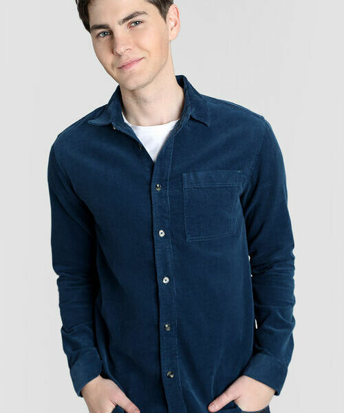 Фото - Вельветовая рубашка рубашка greg greg mp002xm05sgb