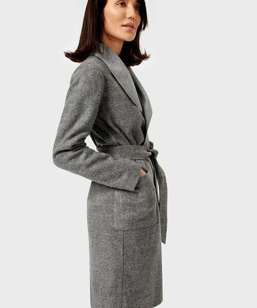 Лёгкое пальто с отложным воротником пиджак с отложным воротником b young