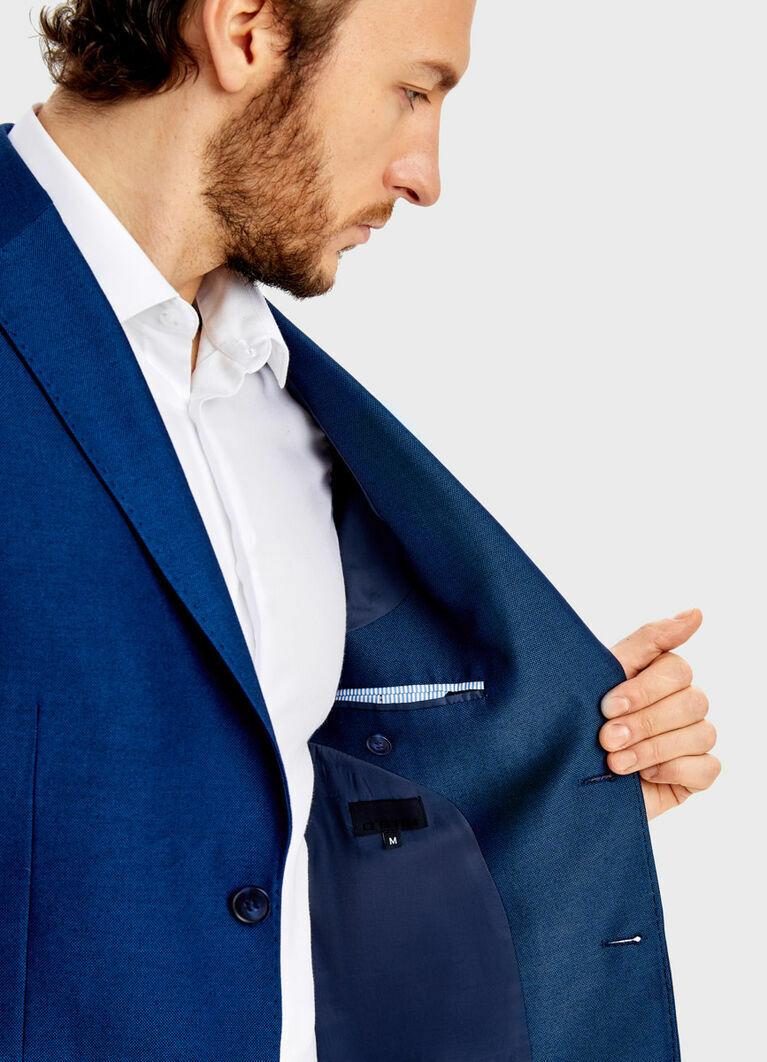 Пиджак из пике