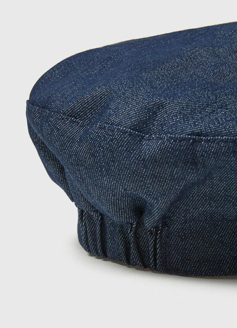 Кепи из джинсы