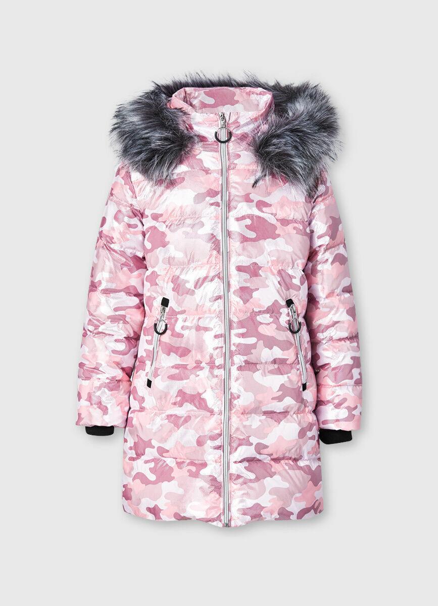 Пуховая куртка для девочек