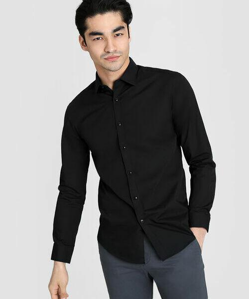 Фото - Базовая рубашка из поплина рубашка greg greg mp002xm05sgb