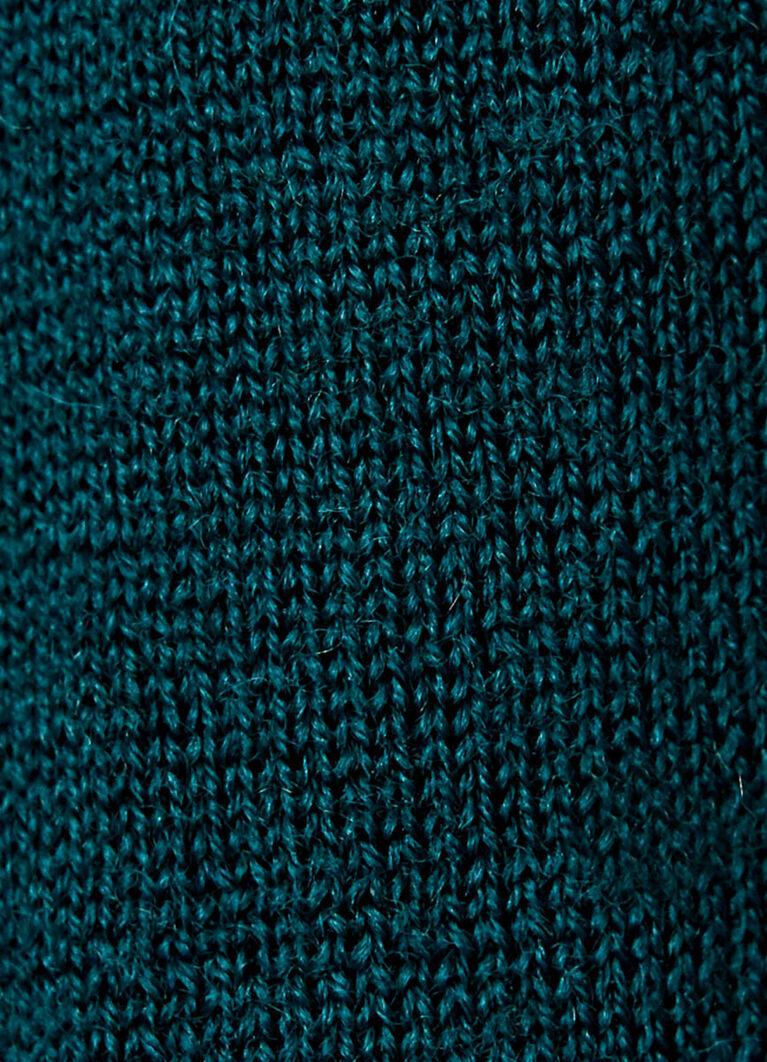 Джемпер-водолазка из мериносовой шерсти