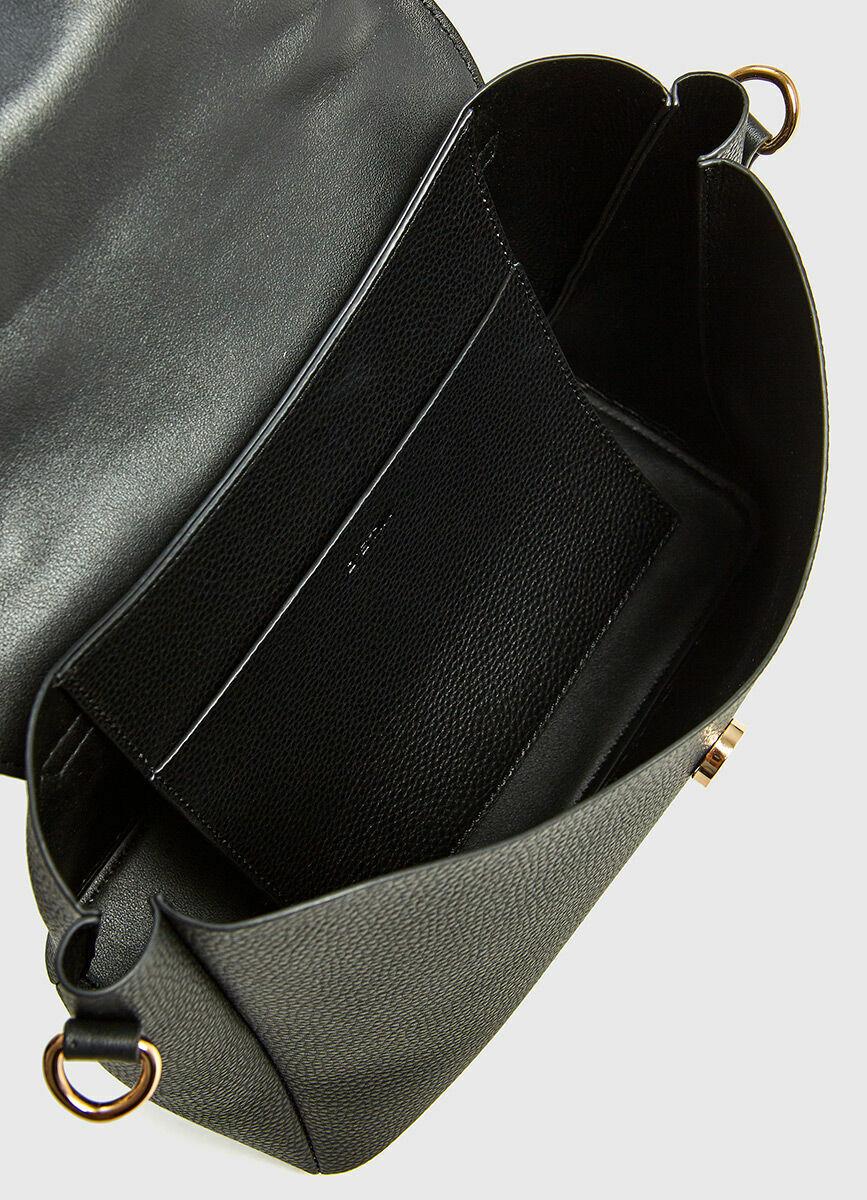 Сумка-сатчел на плечевом ремне