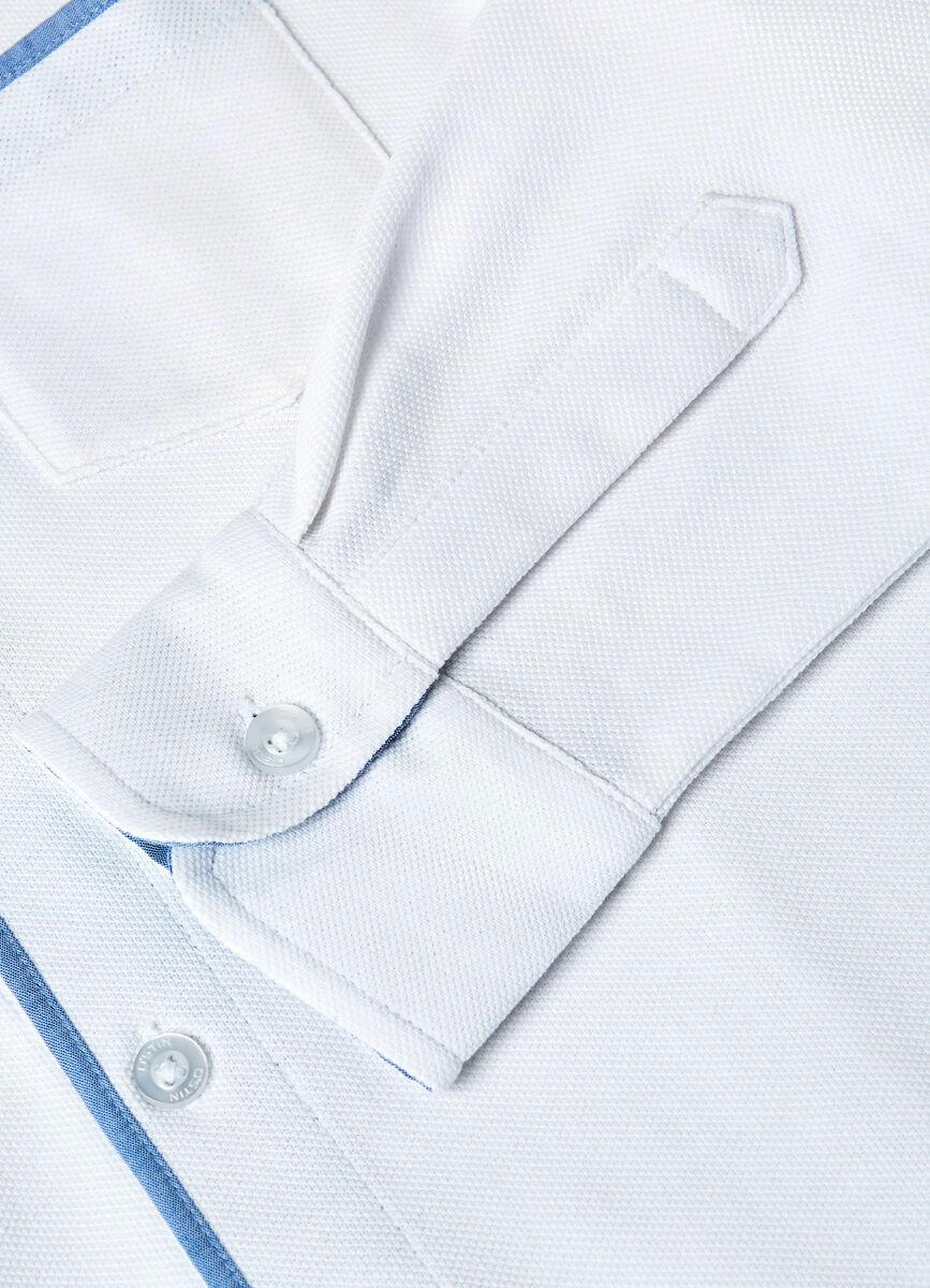 Трикотажная рубашка для мальчиков