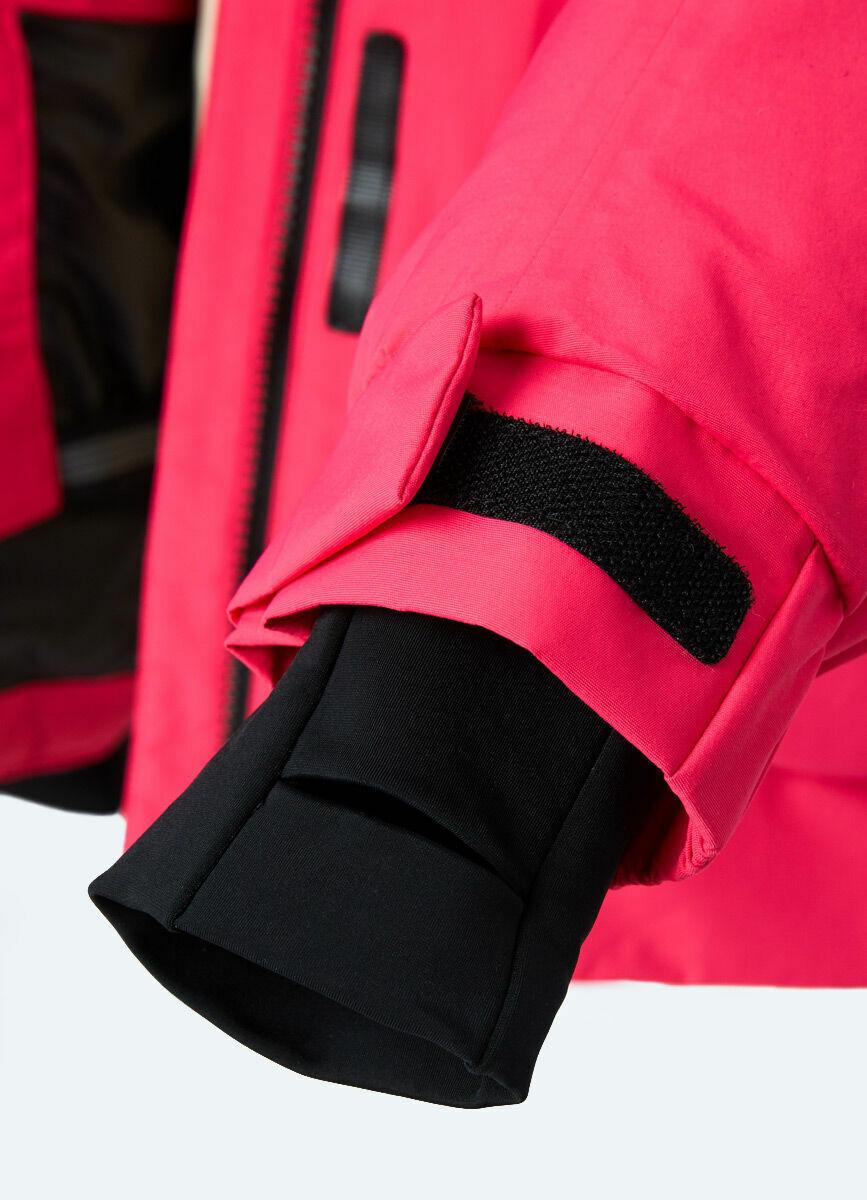 Высокотехнологичная куртка для девочек