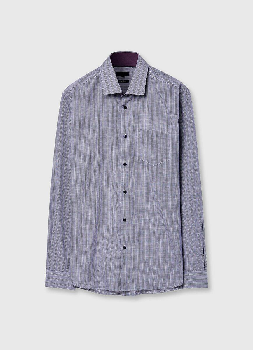 Рубашка в клетку «Принц Уэльский»