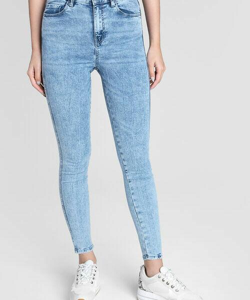 Узкие цветные брюки