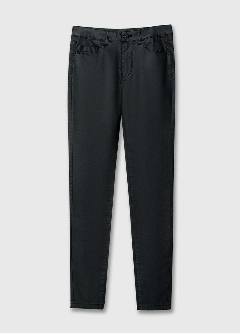Зауженные брюки «5 карманов»