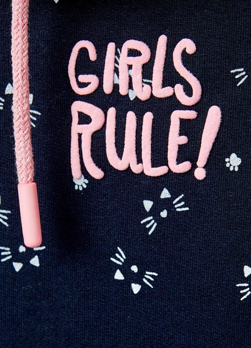 Толстовка для девочек