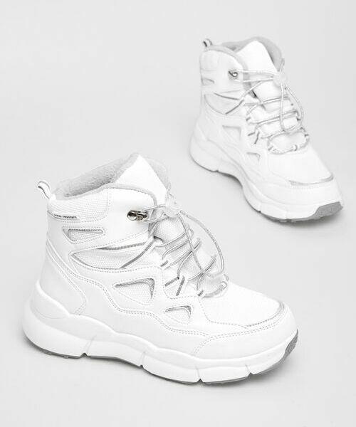 Утеплённые ботинки для девочек