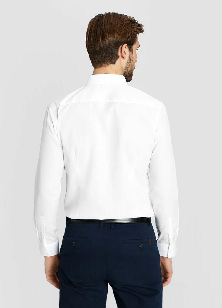 Базовая рубашка из поплина