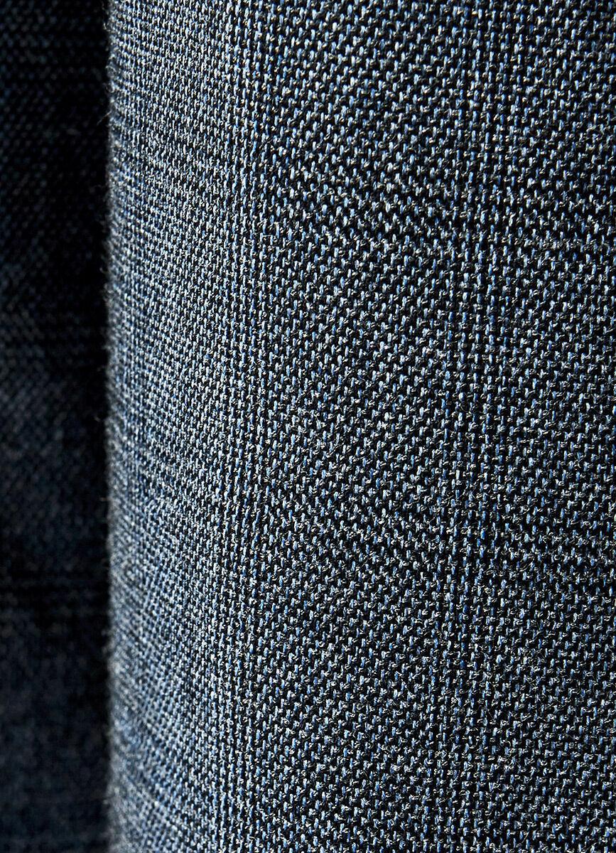 Пиджак с геометрическим рисунком