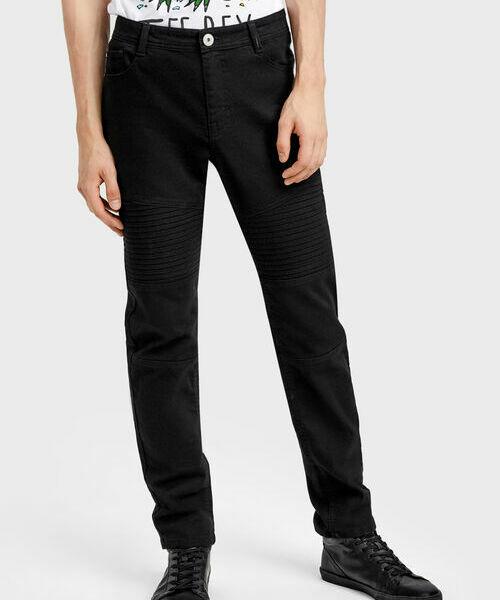 Байкерские брюки «5 карманов»