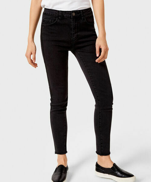 Фото - Зауженные джинсы фото