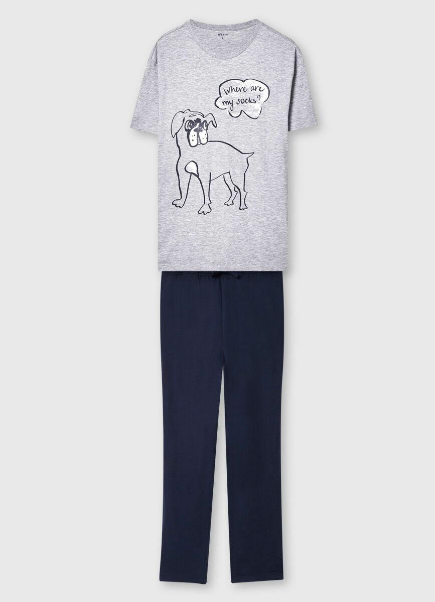 Пижама из хлопка