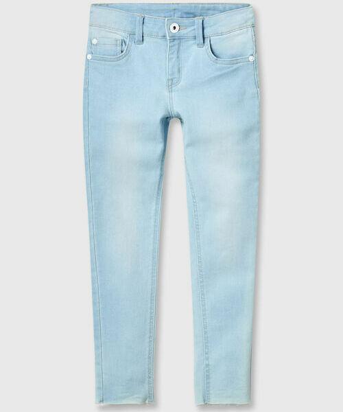 цены Узкие укороченные джинсы для девочек